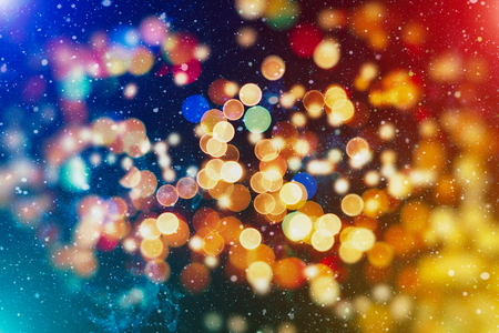 Abstract Christmas light Abstract background.Can be used abstract Christmas background and Christmas texture for presentation product.