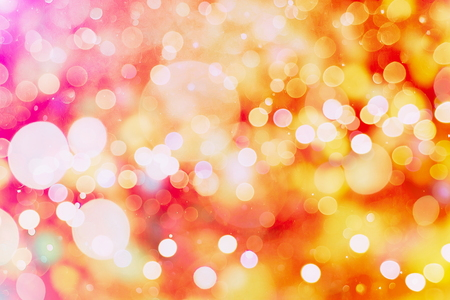 Christmas background, abstract texture, light bokeh background, Glitter vintage lights background.Lights on background.