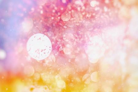 Christmas wallpaper decorations concept.xmas holiday festival backdrop: sparkle circle lit celebrations display. Фото со стока