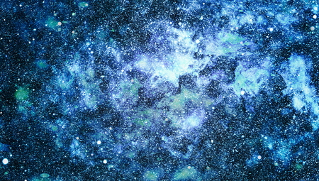 definition high: Deep space. High definition star field background . Starry outer space background texture . Colorful Starry Night Sky Outer Space background