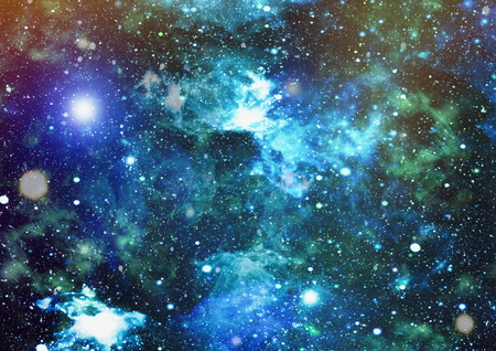 stars and galaxies in outer space showing the beauty of space exploration