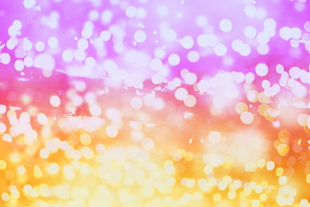 Colored Abstract Blurred Light Background Stock Photo