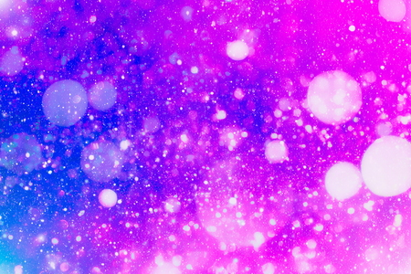 Glitter Christmas colourful background.