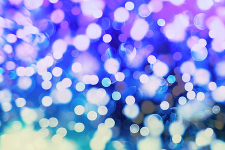 Christmas background. Blue christmas background Glitter christmas background.