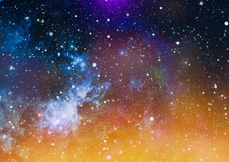 High definition star field background . Starry outer space background texture . Colorful Starry Night Sky Outer Space background Stock Photo - 93765262