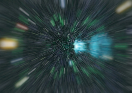 abstract colorful speed motion blur background . Texture Banco de Imagens