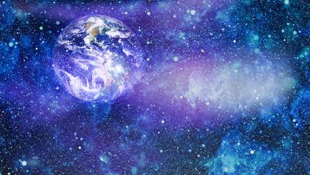 Planet Earth. Eastern hemisphere.