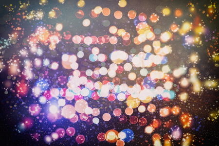 Abstract bokeh background. Christmas Glittering background. Abstract christmas background. Glittering Christmas background. Blue christmas background Glitter christmas background.