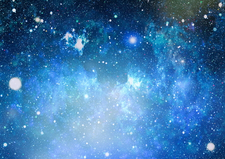 High definition star field background. Starry outer space background texture. Colorful Starry Night Sky Outer Space background