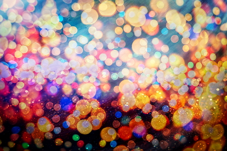 Christmas background,abstract texture, light bokeh background, Glitter vintage lights background.Lights on background.