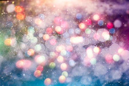 Spring Summer Christmas New Year disco party background.