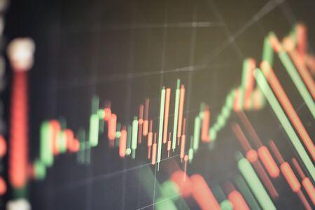 Sustainable portfolio management, long term wealth management with risk diversification concept.
