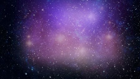 The nebula in outer space. Secrets of deep space. Imagens