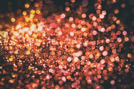Disco lights . Elegant abstract background with bokeh lights and stars Фото со стока - 136852717