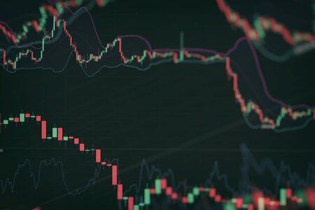 Professional dividend multiplication. Trading stocks. World demand analysis