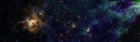 Space background , Science fiction fantasy in high resolution ideal for wallpaper.