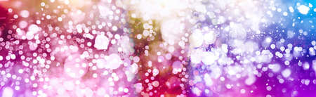 Colored abstract blurred light glitter background layout design can be use for background concept or festival background. Фото со стока