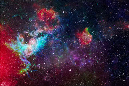 Galaxy, cosmos, physical cosmology, science fiction wallpaper.Beauty of universe.
