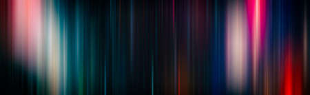 Beauty HD wallpaper. Colorful stripes abstract background, stretched pixels effect