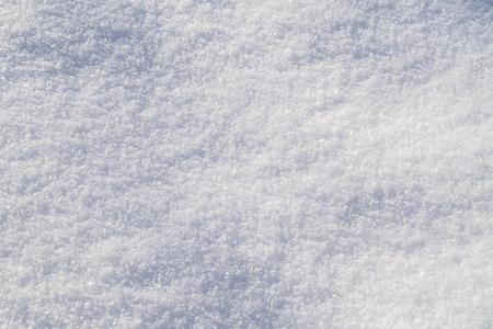 freshly fallen snow: Freshly fallen snow in the sun close up