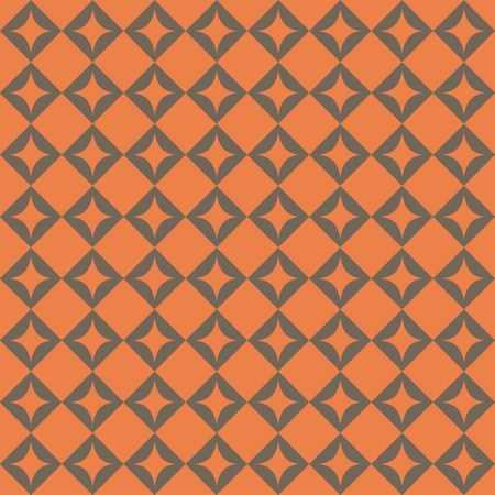 different shapes: Seamless pattern with figures of different shapes and colors