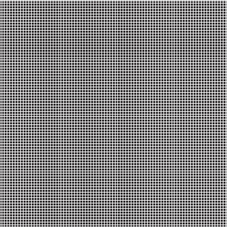 fishnet: The pattern with a black background in white fishnet