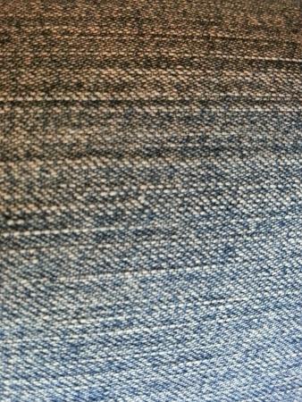 denim jeans: Blue denim Stock Photo