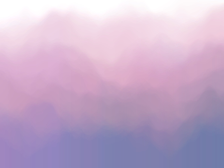 Violet abstract background. Fog or smoke effect. Purpure clouds of mist. EPS10, vector illustration.