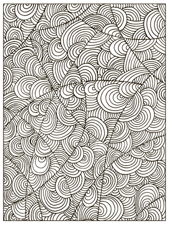 Difficult coloring pages for adults to download and print for free ... | 450x336