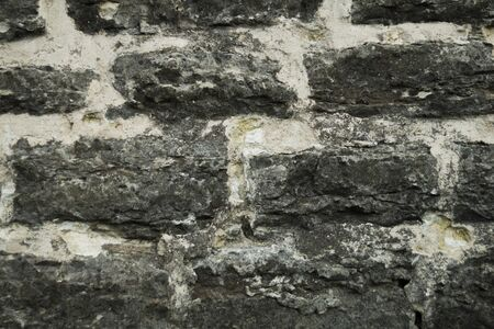 Stone wall background. abstract gray grunge texture. rocky brick wall masonry