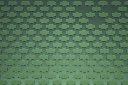 Hexagon pattern. geometric background. hexagonal grid. abstract green texture with hex mesh