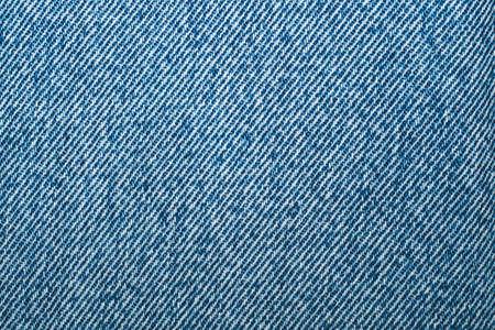 Jeans background. blue denim texture close up