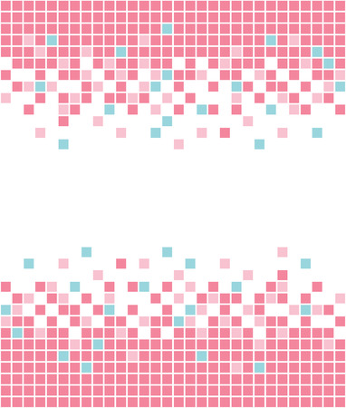 Mosaic Background Illustration