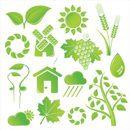 moinhos de vento: ícones da natureza