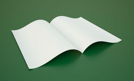 3d Illustration of Book Symbol Stock Illustration - 6994350