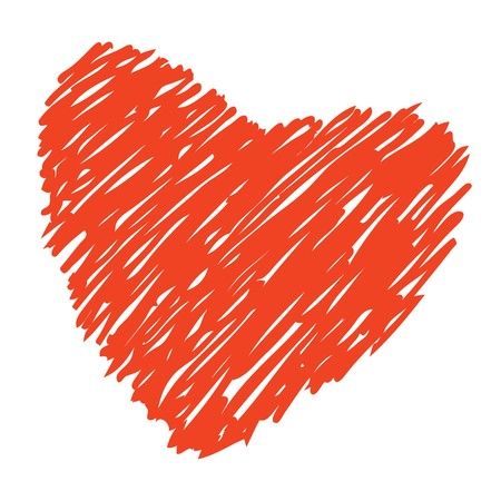 single color image: Heart.