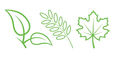 Nature Icons Stock Vector - 7142015