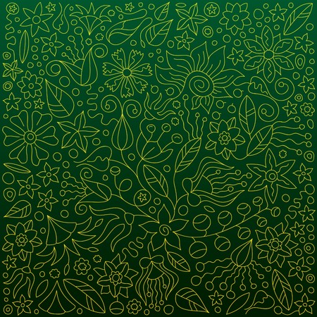 Bez szwu zielone tło