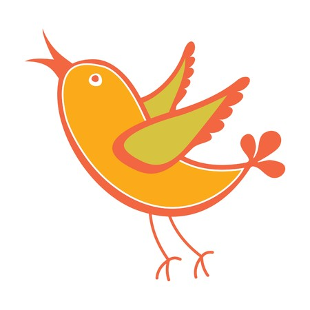Bird Stock Vector - 7117229