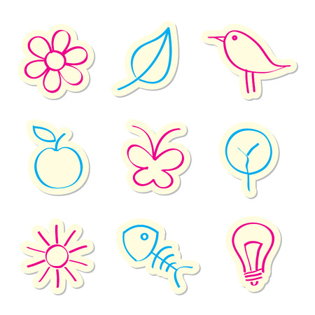 outline flower: Nature Icons