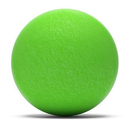 Green Sphere photo