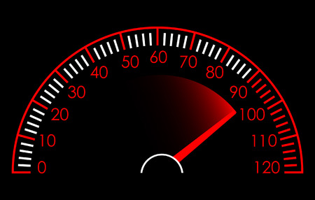 Speedometer Vector