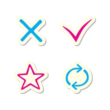 garrapata: Iconos de la Web