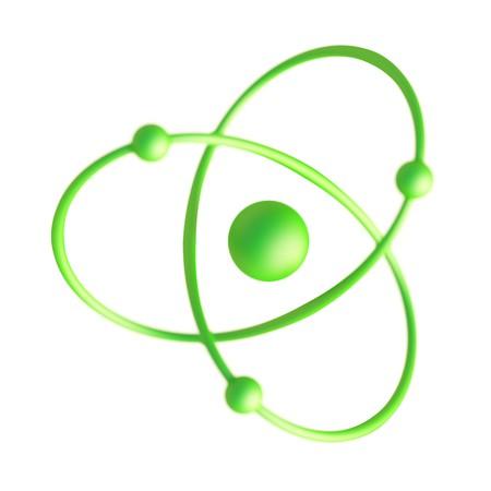 Atom photo