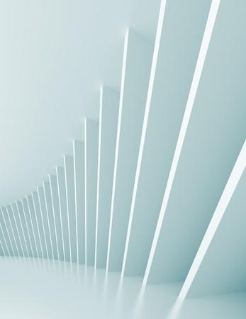 Columns Interior Stock Photo - 8167566