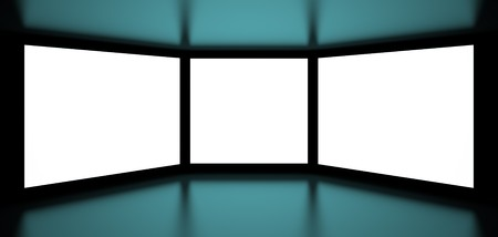 White Screens photo