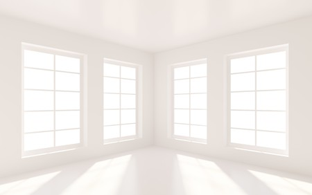 White Room Stock Photo - 8167576