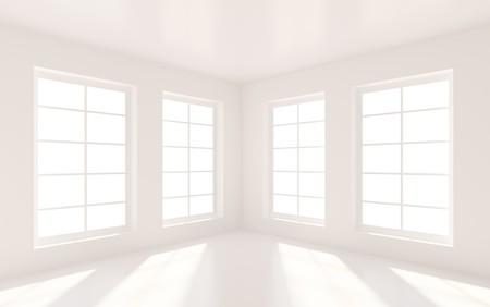 White Room Stock Photo - 8167576
