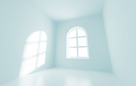 Arched Window Stock Photo - 8394069