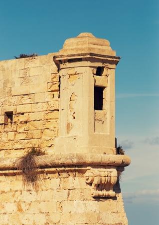 Ancient Architecture of Malta Stock Photo - 8394091